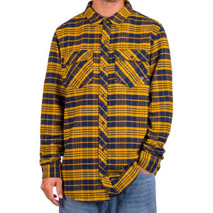 Free Falling Men's Long Sleeve Woven