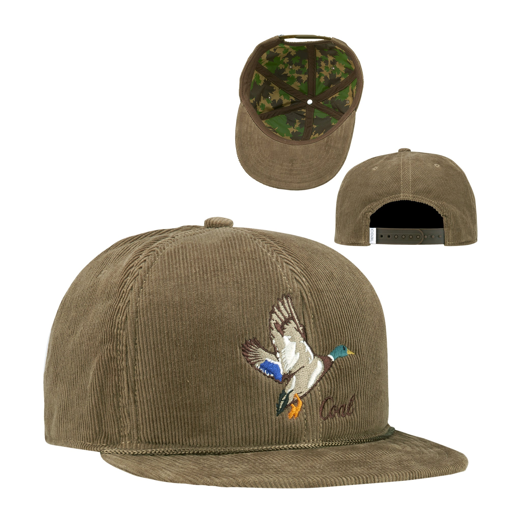 Coal Headwear The Wilderness Cap cd944aed3e1b