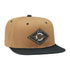 The Shoal Canvas Athletic Snapback Cap