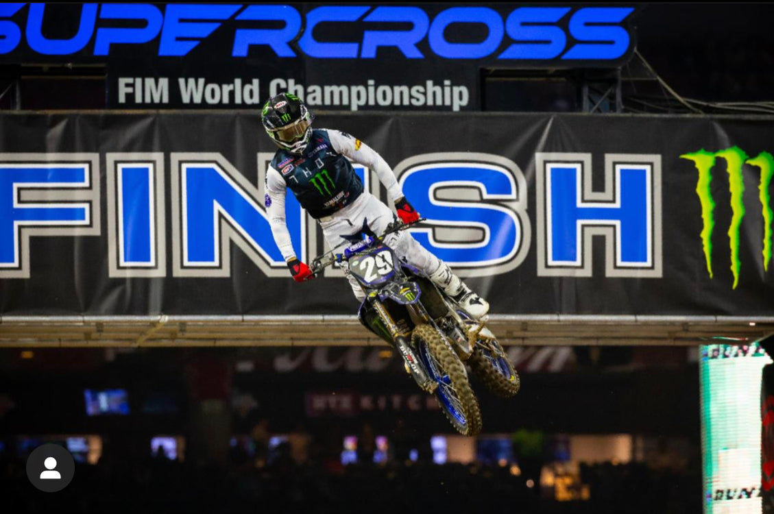 Christian Craig Wins H1 Supercross!
