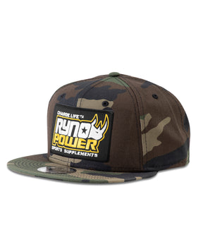 New Era 9-Fifty Camo Canvas Snapback