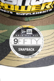 New Era 9-Fifty Camo Mesh Snapback