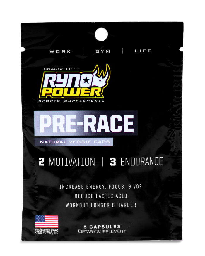 Pre-Race Pack Single Serving