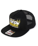 Premium Mesh Trucker Hat - Black