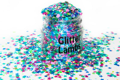Aurora's Fairy Godmothers Glitter For Crafts, Nails, Resin