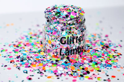 Care Bear Countdown Glitter