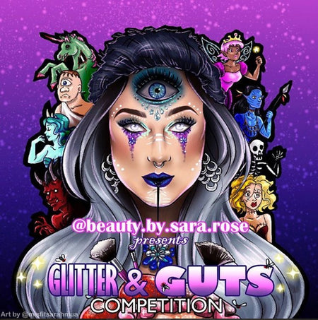 Glitter And Guts Competition 2017 | Mermaid, Cyclops, Fairy, Skeleton, Botched Botox, Zombie Unicorn, Demons, Avatar & Miscellaneous