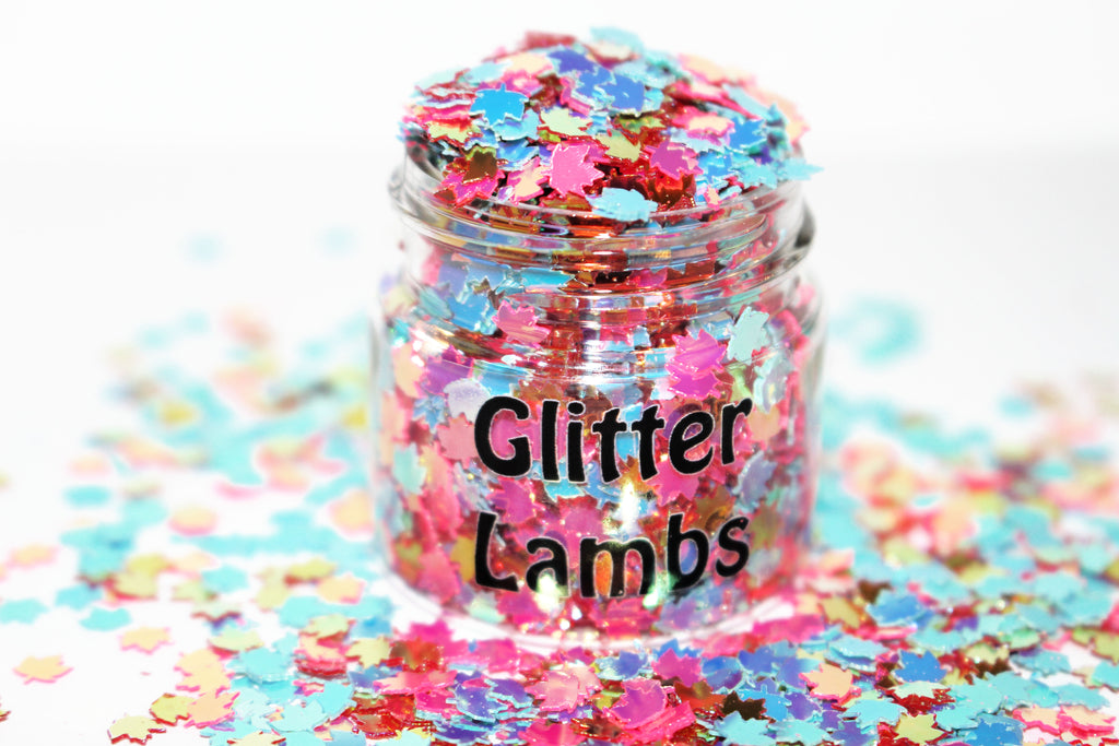 Autumn At Unicorn Island Glitter by GlitterLambs.com | Glitter For Arts, Crafts, Nails, Resin, DIY Projects