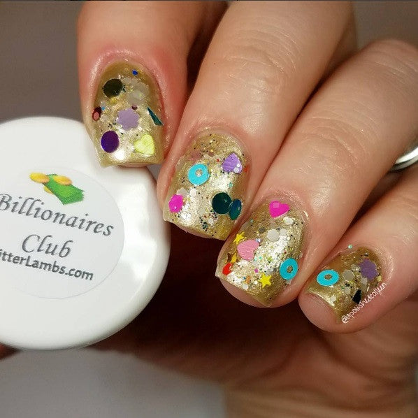 Is Your Nail Art Poppin? — Glitter Lambs Cosmetics