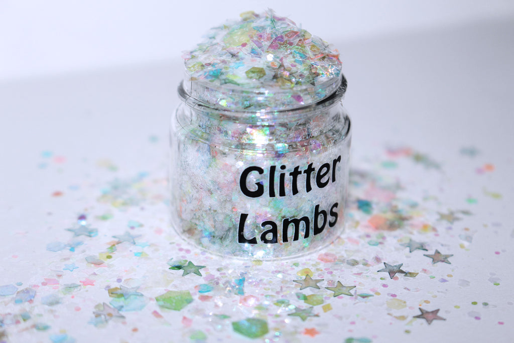 Ghost Girl Glitter from the Ghost Hunters Glitter Collection by GlitterLambs.com