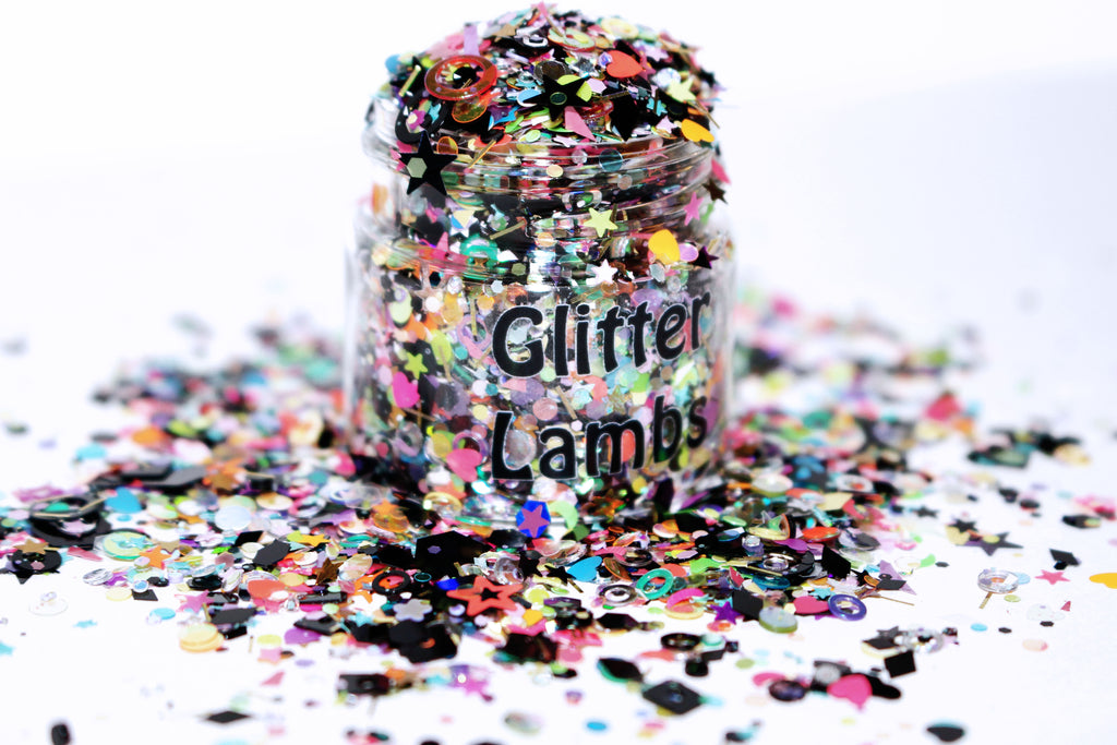 I Smell Children (Hocus Pocus) Halloween Glitter Collection 2020 by GlitterLambs.com