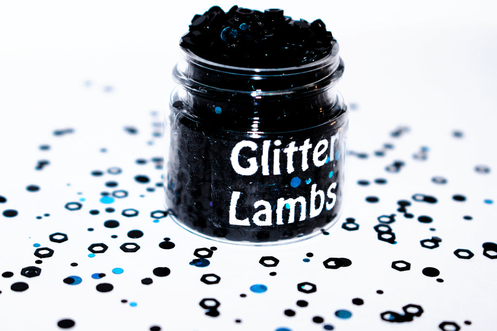 Paranormal Investigator Glitter from the Ghost Hunters Glitter Collection by GlitterLambs.com