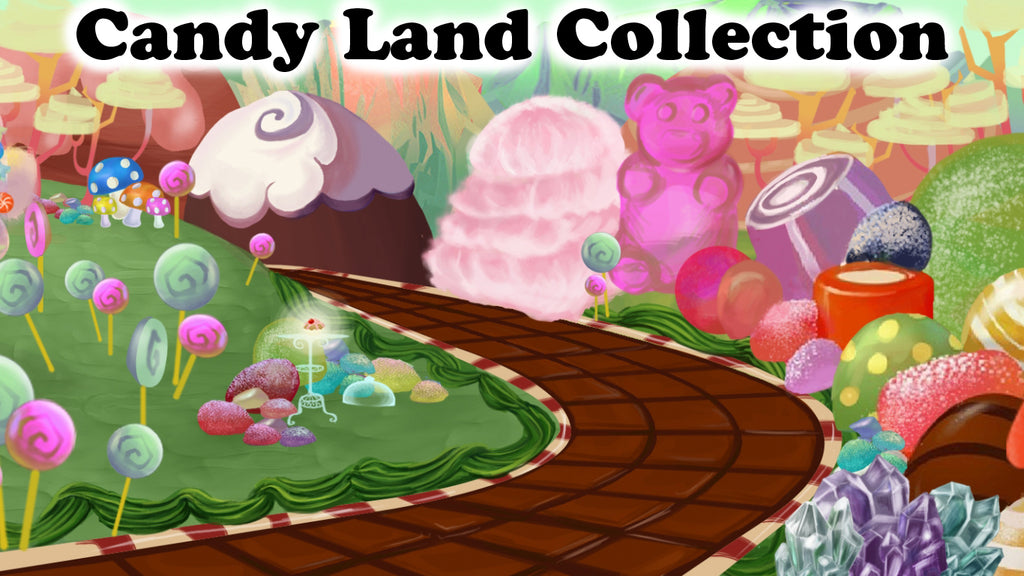 Candy Land Collection by GlitterLambs.com