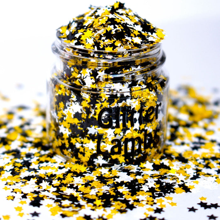 Bad Ol Putty Tat Glitter. Great for crafts, nails, resin, body, etc by GlitterLambs.com