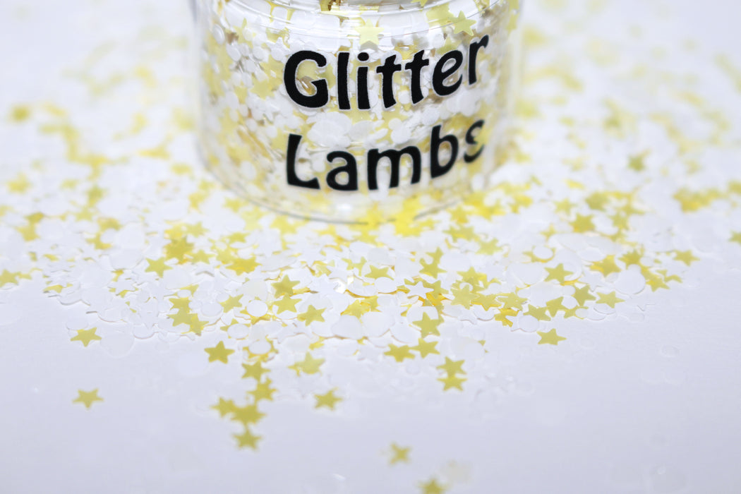 Banana Cream Pie Glitter by GlitterLambs.com