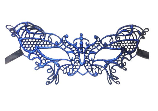 Masquerade Masks Blue For Mardi Gras by GlitterLambs.com #mardigras #masquerademasks #masks #bluemasquerademasks #glitterlambs