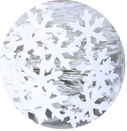 Christmas Snowflake Glitter by GlitterLambs.com | For Body, Crafts, Resin, Jewelry Making