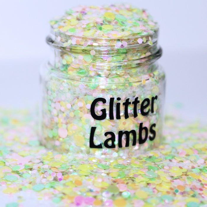 Don't Tink Me Off Glitter. Great for crafts, nails, resin, body, hair, etc