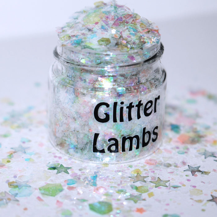 Ghost Girl Glitter by GlitterLambs.com