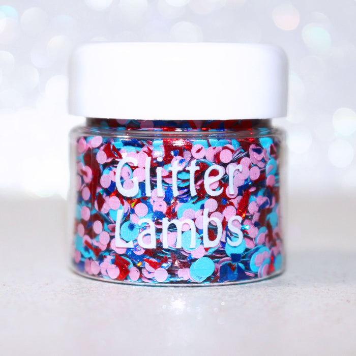 Daddy's Little Monster Glitter | For Body, Nails, Crafts, Resin