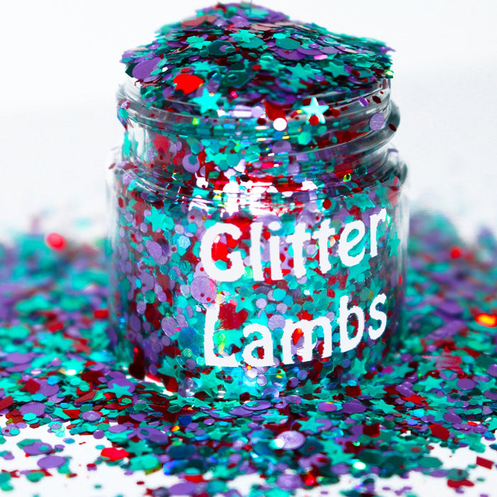 It's A Dinglehopper Glitter by GlitterLambs.com