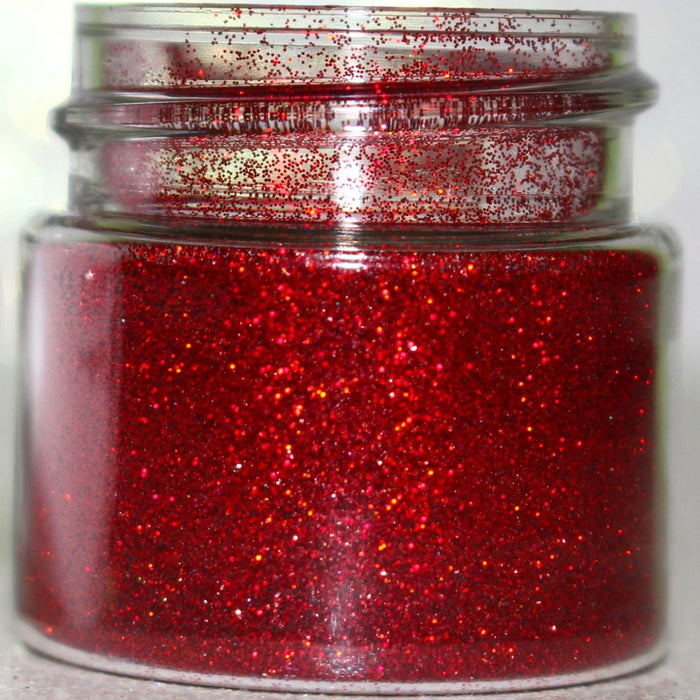 Juicy Apple | Red Glitter Eyeshadow (.004)