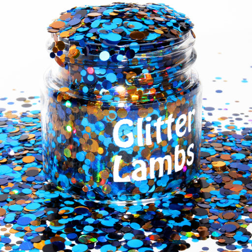 Magic's Carpet Ride Glitter. Great for crafts, nails, resin, etc.