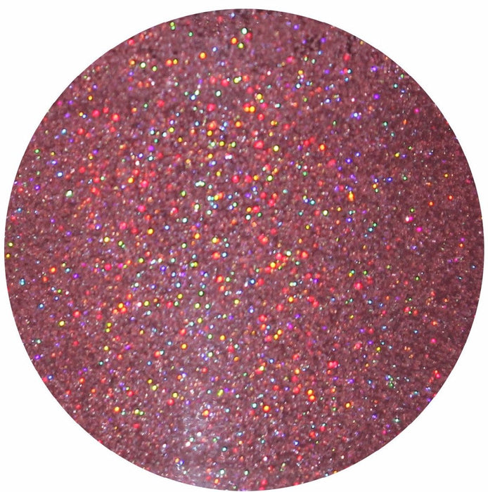Magical Palace Pink Cosmetic Micro Fine Glitter .002 GlitterLambs.com Rainbow Prism Holographic Makeup Glitter, Body Glitter, Hair Glitter, Glitter Roots, Face Glitter