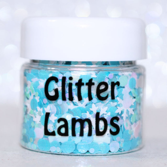 Melted Snowman | Christmas Body & Hair Glitter
