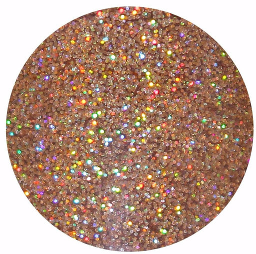 "Glitter Lambs ""Mr. Sandman"" Holographic Sand Gold Glitter Eyeshadow 