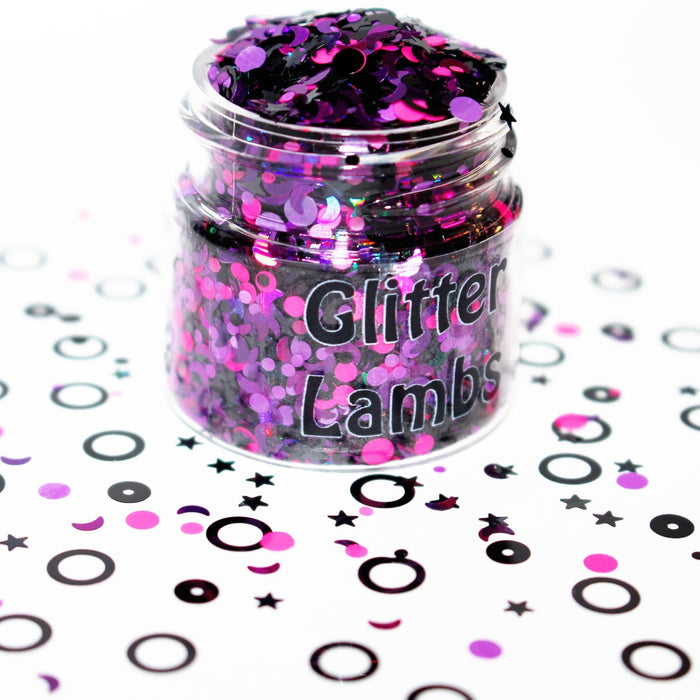 Paranormal Activity Glitter by GlitterLambs.com