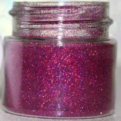 "Glitter Lambs ""Party"" Cosmetic Glitter Pink Purple Micro Fine .004 GlitterLambs.com Makeup Glitter. Body Glitter. Face Glitter."