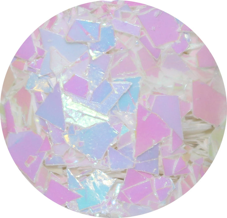 Princess Ice Cream Cake Mylar Glitter. Jar is 15 mL. Great for crafts, nails, resin by GlitterLambs.com