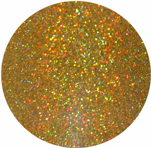 Radioactive Gold Yellow Holographic Rainbow Prism Cosmetic Micro Fine Glitter 002 GlitterLambs.com Makeup Glitter Body Glitter