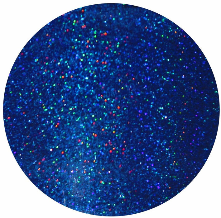 "Glitter Lambs ""Shiver"" Blue Holographic Glitter Eyeshadow #glittereyeshadow #glitter #eyeshadow #glitterlambs #makeup #blueglittereyeshadow"