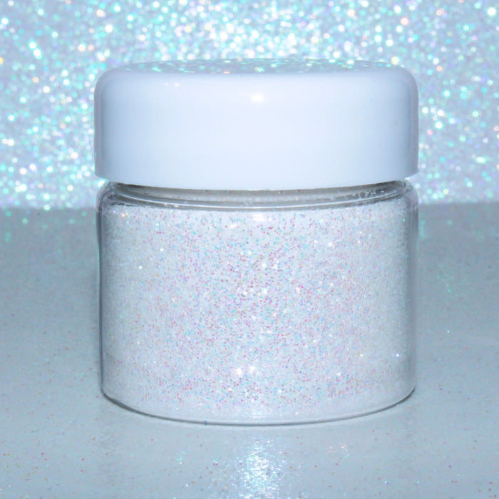 Snowflake Lake Loose Glitter Eyeshadow from the Candy Land Glitter Collection by GlitterLambs.com