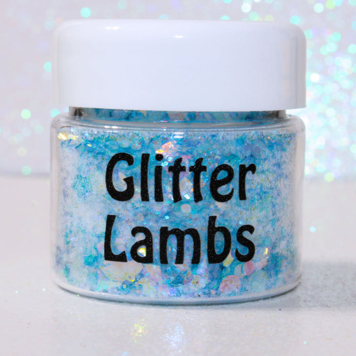 "Glitter Lambs ""Snuggle Bear"" Body Glitter by GlitterLambs.com Snuggle Bear Glitter 