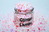 Strawberry Shortcake Glitter by GlitterLambs.com. Great for arts, crafts, nails, resin, acrylic pouring, tumbler cups, .