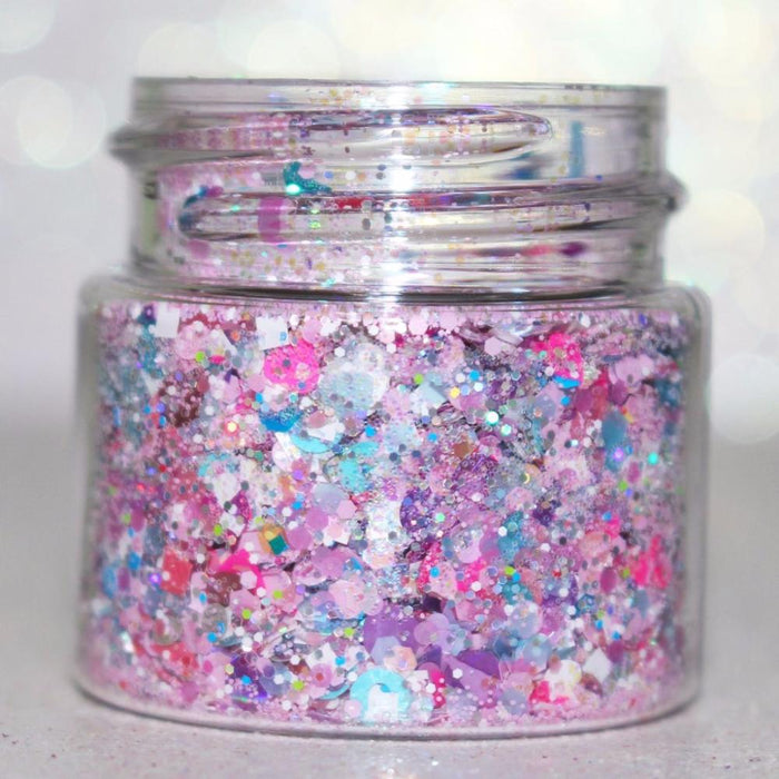"Glitter Lambs ""Sweet Tooth"" Face, Body & Hair Glitter Pot GlitterLambs.com"