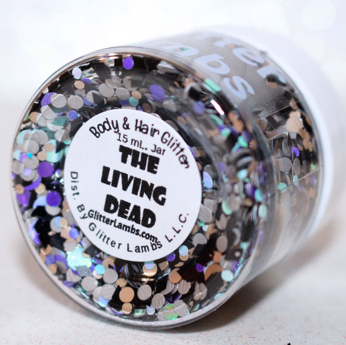 The Living Dead | Halloween Body Glitter