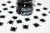 What A Pretty Spider Glitter. Great for crafts, resin, etc. 15 mL jar. by GlitterLambs.com