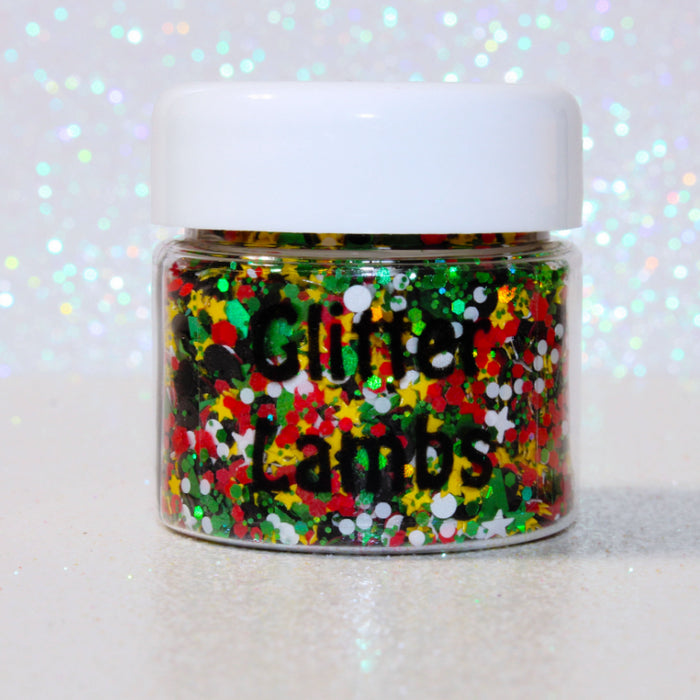 "Glitter Lambs ""Where's The Kaboom"" Body Glitter by GlitterLambs.com Marvin The Martian"