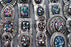 Wholesale Jewelry Lot | 35 Black Glitter Rings