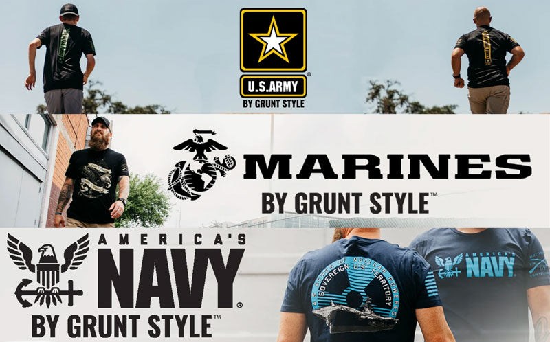 Grunt Style Armed Forces Collection