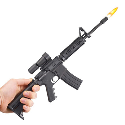 TAC 702 Gibson Lighter BBQ Butane AR-15