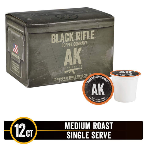 Black Rifle Coffee Co. - AK-47 Rounds - 12ct