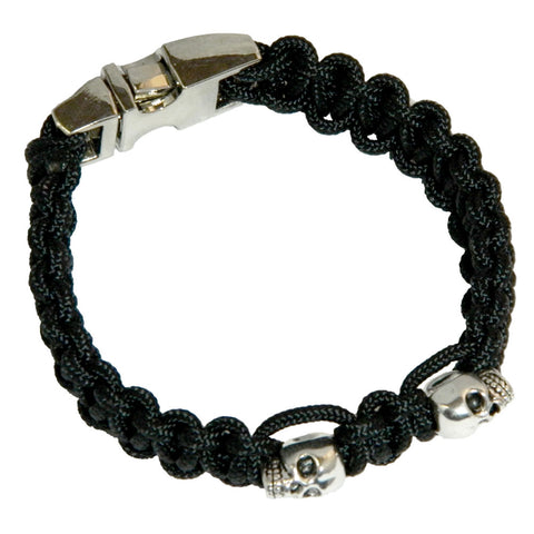 "TAC 702 Paracord Bracelet - ""Face Off"""