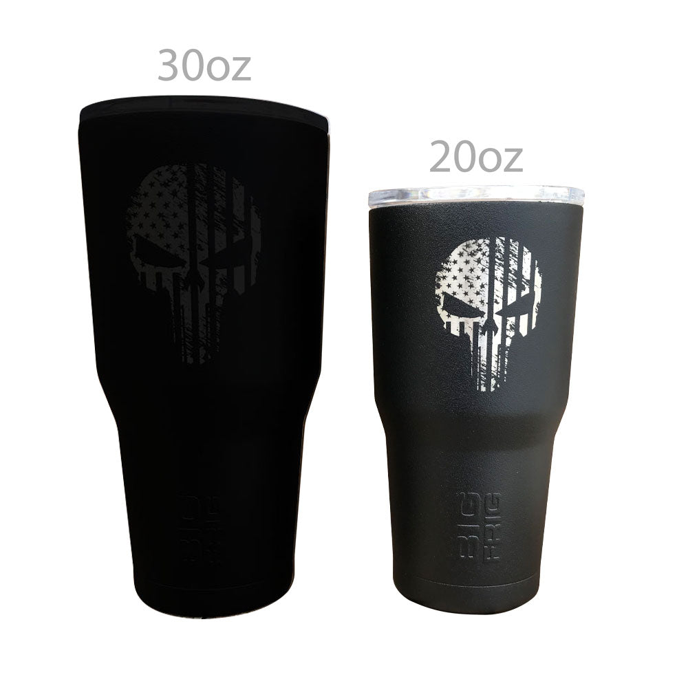 TAC 702 Skull TAC Tumbler by Big Frig (20 OZ)
