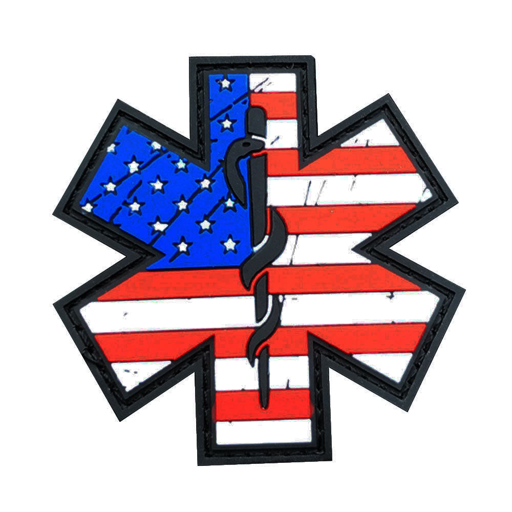 US Medic Patch