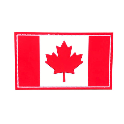 Canadian Flag Patch